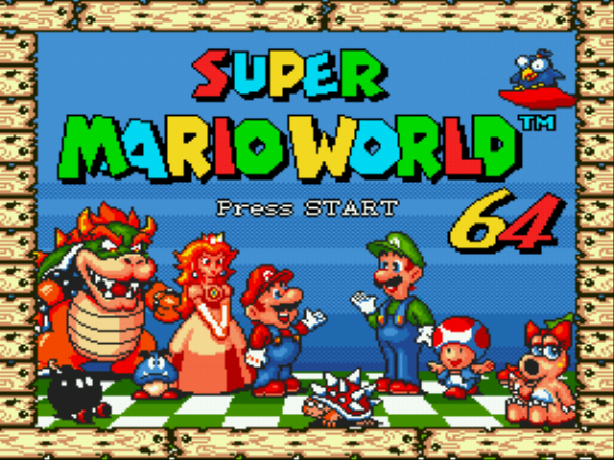 GENESIS--Super Mario World 64_Jan19 13_22_10